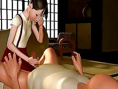 Petite 3d Slut Sucks And Fucks H...