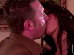Spicy Latina Is Rammed By A Big Cock