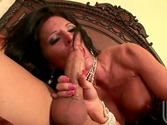 Amazingly Hot Milf Is In Search Of Big Teen Cock