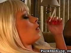 Layla Jade is the smuty smokaying bitch