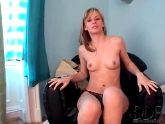 Pretty amateur shows her super hot body