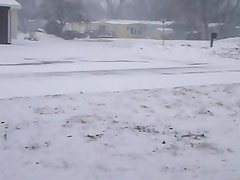 snow from 2-21-2013