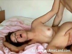 Hardcore Sex Scene With an Amateur Couple