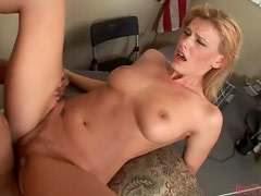 Pussy Stretching Sex With Darryl Hannah And A Black Monster Cock