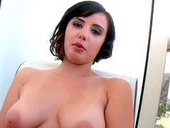 With Those Big Natural Tits Brooke Lee Adams Is Girl To Marry