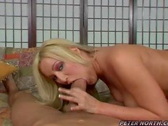 Slutty Memphis Monroe rides a cock and gets a mouthful