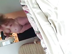 Sexy Wife Morning Blow Dry