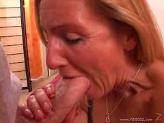 Experienced MILF Ginger Spice Fucking POV Style