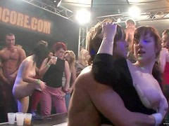 Horny Drunk Babes Fuck And Suck In Hardcore Party