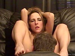 Hot MILF Marie Madison Getting Her Pussy Licked