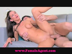 FemaleAgent Ready willing and able
