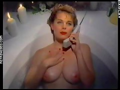 Big Breasted Shannon Whirry Gets Horny In The Bath