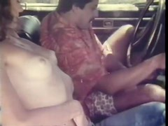 Vintage Cars Are The Best For Backseat Fucking
