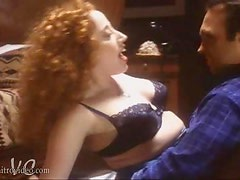 Fucking Busty and Curly Redhead Amy Tolsky