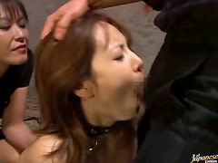 Sucking Cock, Toyed and Fucked Against Her Will