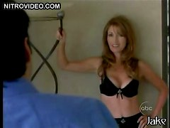 I Too Wanna Be Surprised With a Blowjob By Busty Jane Seymour In Lingerie