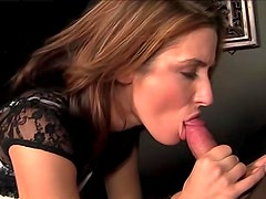 Oral and hand pleasure for big cock