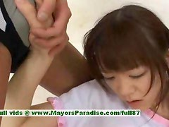 Shoko Yokoyama hot girl lovely Chinese model enjoys a hard fucking in lots of positions