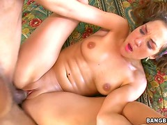 A Rough Interracial Fuck With the Sexy Kiera King