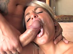 Big dick inside the oiled girl asshole