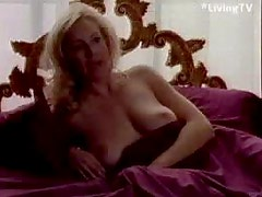 Busty Blonde Babe Carolyn Kuhn Shows Her Glorious Rack In a Hot Scene