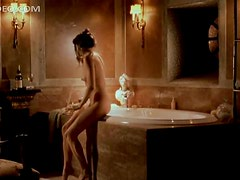 Hot Sienna Miller Talking Naked On The Phone Before Taking a Bath