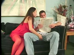 Beautiful Asian Preggo Gets Fucked and Facialized In Hot Lingerie