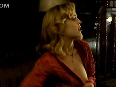 Beautiful Melissa George Strips and Shows Her Knockers and Perfect Ass