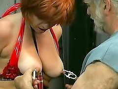 Submissives are sexy in dungeon porn