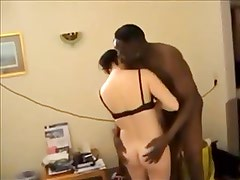 hubby filming his wife creampie