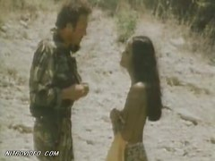 Sex On the Beach with Hot Laura Gemser
