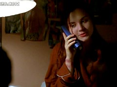 Bijou Phillips Fucks and Talks On the Phone at the Same Time