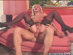 Hot Anal Sex With The Sexy Monica Moore In Sensual Lingerie