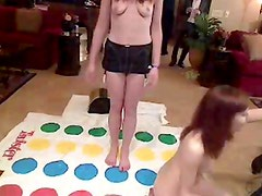 Naked Twister Compilation