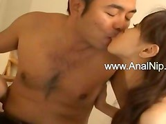 Two chinese girls banged by horny man