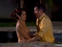 Bonerific Michelle Maylene Skinny Dipping In a Co-Ed Confidential Episode
