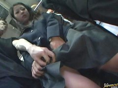 Gangbang In a Crowded Bus