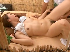 Massage With a Happy Ending For A Sexy Asian