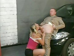 Alter nagelt  Teen !! Old man fuck Teen !! Deutsch-German