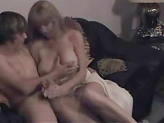 MILF Seducing A Young Dude