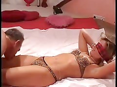 Escort Karina fucks Older gentleman 4