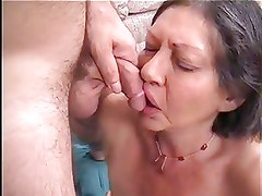 Jane Not So Plain As She Cooks Repairman Into Sexy Ecstacy