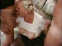 Grannies loves to be whores
