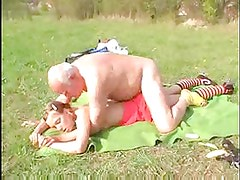 girl and old men 23