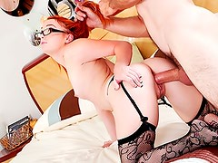 Do not miss! wicked teacher screaming for muff attention