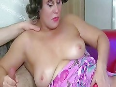 Mature Granny Gets Fucked By You...