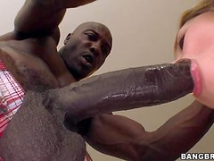 Aiden Starr Proves that She Was Made For Interracial Sex