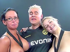Tory Lane and Sarah Vandella orgy