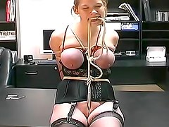 Bondage compilation with lots of hotties