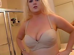 Big breasted women in compilation video